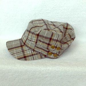 Accessories - NWOT -Plaid hat